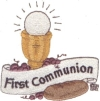 First Communion Registration Form